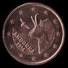 2 cents euro Andorra
