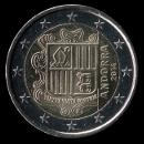 2 euro Andorre