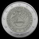 2 euro Andorra 2015