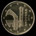 50 cents euro Andorra