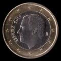 1 euro Felipe VI