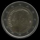 2 euro Felipe VI
