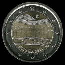2 Euro Commemorative of Spain 2011