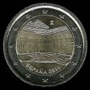 2 Euro Commemorative of Spain 2011