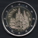 2 Euro Commemorative of Spain 2012