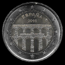 2 Euro Commemorative of Spain 2016