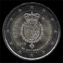 2-Euro-Gedenkmünzen Spanien 2018