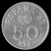 Coins of 50 Cents