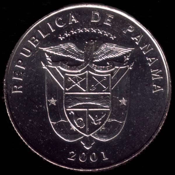 imagen monedas panama: